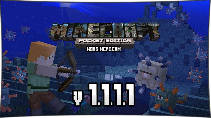 Скачать Minecraft 1.1.1.1 на Android