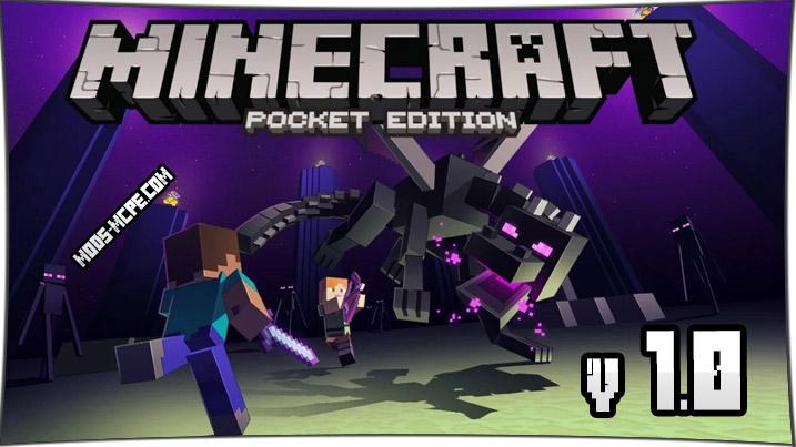 Скачать Minecraft 1.0 на Android
