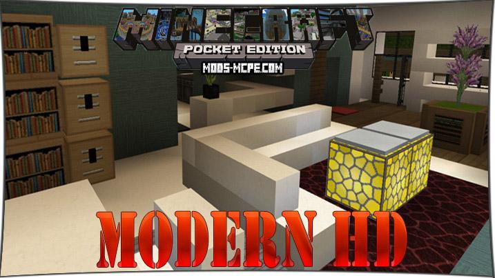 Modern HD 1.1.5, 1.1, 1.0, 0.15, 0.14