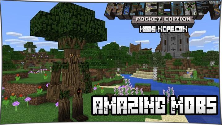 Amazing Mobs 1.2, 1.1.5