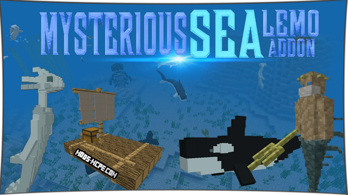 Mysterious SEA 1.5, 1.4, 1.2, 1.1.5