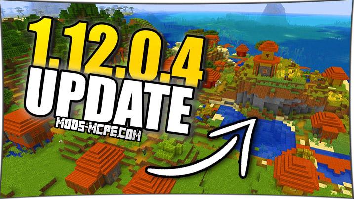 Скачать Майнкрафт 1.12.0.4 Beta