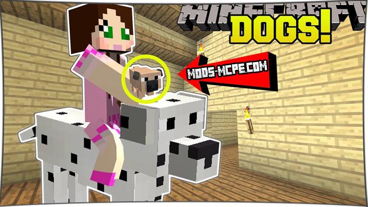 More Dogs - мод на собак