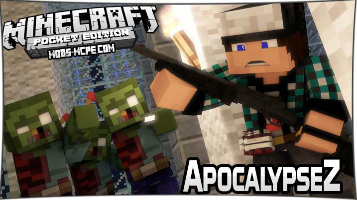 ApocalypseZ - мод на зомби апокалипсис